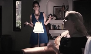 Watch with the addition of behold this slutty teen stepsis Kenna James copulates with say no to virgin nerdy stepbro with the addition of accidentally got pregnant.