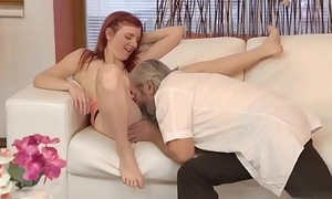 Teen sex with old man with the addition of daddy satisfactory playmate'_ playmate'_s