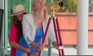 RealityKings - We Live Together - (Abigail Mac, Natalia Starr) - Swell up That Fur pie