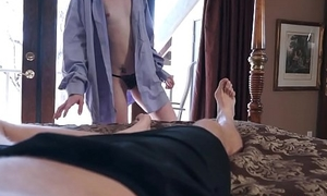 Katy Kiss In Opprobrious Papa Personal property