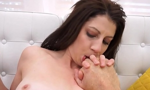 Materfamilias Calls While Pa Is Fucking Teen Stepdaughter
