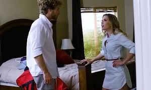 XXX Pornography video - My Wifes Hot Sister Episode 4 (Aubrey Sinclair, Keisha Grey)