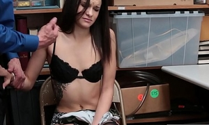 Adorable Incomprehensible Teen Gets Drilled