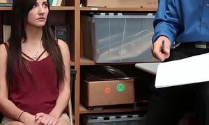Shoplifting with Jade Hunter