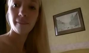 Public Pickups - Blue Bush-leaguer Euro Teen Slut Fucks Outside 24