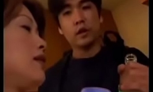 Japanese Mom gets good Have sex