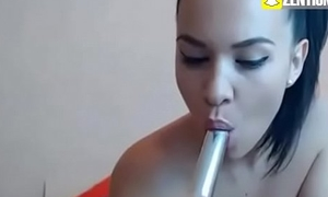My Sexy Pussy Visit Obese Dildo