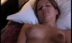 Young Native Indian amateur masturbates wet pussy
