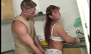 Materfamilias Ula and her hung lover