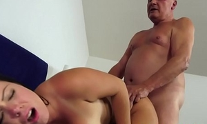 Order about eurobabe fucked deeply wide of grandpa