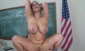 Brazzers - Big Tits handy School - (Shyla Stylez, Jordan Ash) - The Nude Model
