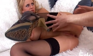 Ass Loving And Rough Pussy Shagging For Hot Blonde Hannah