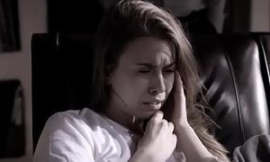 Weird psychiatrist bonks a patient teens tighty pussy