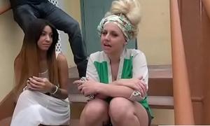 (Brooklyn Daniels) Cute Hot Teen Horny Girl For Money Get Bang clip-02