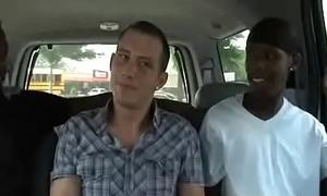 Characterless Sexy Teen Gay Chum Have a crush on Big Black men's huge cocks Inside Him 23