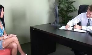 Blindfolded 18yo cockrides doctor after DT