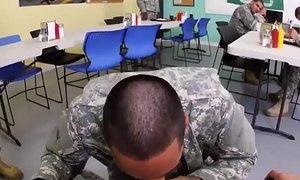Teen gay hot porno soldiers Yes Sink Sergeant!