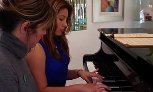 Victorian vagina eaten by will not hear of piano teacher