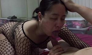 Asian MILF - Sucking Teen Cock Possessions Sensitive