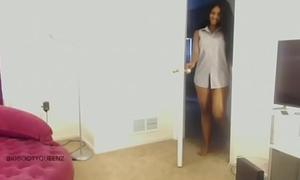 Big teat black legal age teenager squirting primarily cam