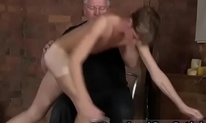 University enslavement well-pleased first time Spanking Slay rub elbows with Schoolboy Jacob Daniels