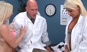 Brazzers - Doctor Expectations - (Christie Stevens, Johnny Sins) - F is be proper of Fucked
