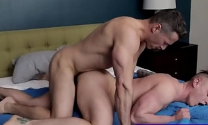 Tatted guy pounded with fat cockford-72p-2